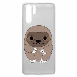 Etui na Huawei P30 Pro Sloth baby
