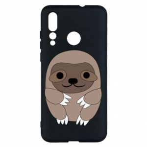 Etui na Huawei Nova 4 Sloth baby