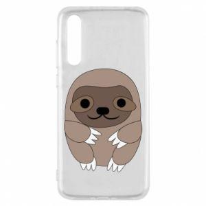 Etui na Huawei P20 Pro Sloth baby