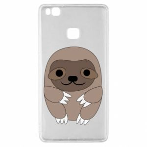 Etui na Huawei P9 Lite Sloth baby