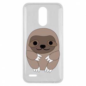 Etui na Lg K10 2017 Sloth baby