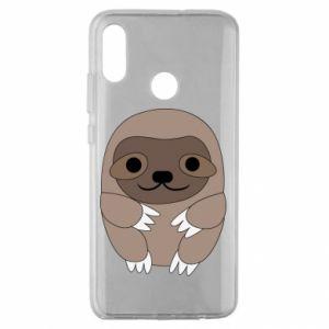 Etui na Huawei Honor 10 Lite Sloth baby