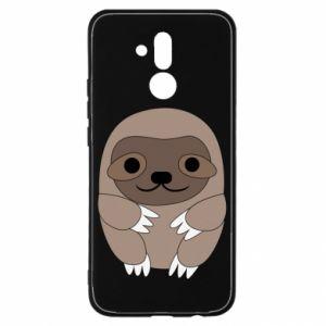 Etui na Huawei Mate 20 Lite Sloth baby