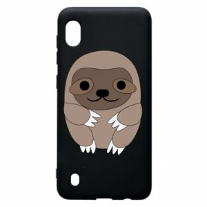 Etui na Samsung A10 Sloth baby
