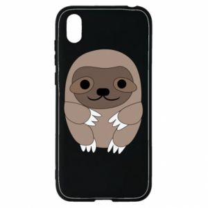 Etui na Huawei Y5 2019 Sloth baby