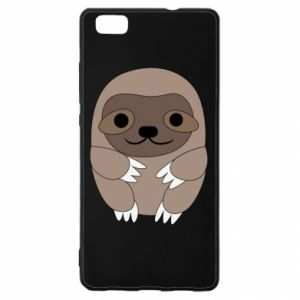 Etui na Huawei P 8 Lite Sloth baby