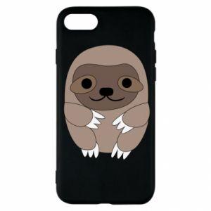 Etui na iPhone SE 2020 Sloth baby