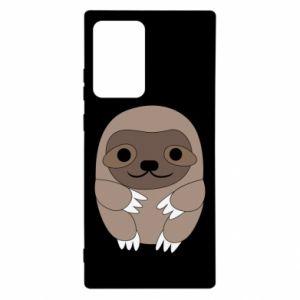 Etui na Samsung Note 20 Ultra Sloth baby