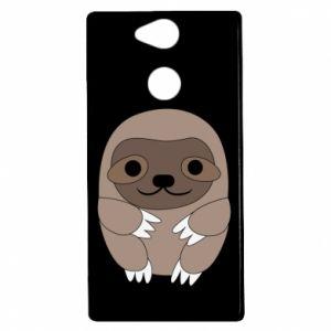 Etui na Sony Xperia XA2 Sloth baby