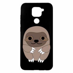 Etui na Xiaomi Redmi Note 9/Redmi 10X Sloth baby
