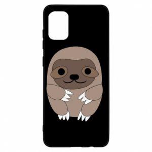 Etui na Samsung A31 Sloth baby
