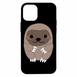 Etui na iPhone 12 Mini Sloth baby