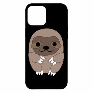 Etui na iPhone 12 Pro Max Sloth baby