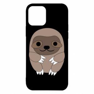 Etui na iPhone 12/12 Pro Sloth baby