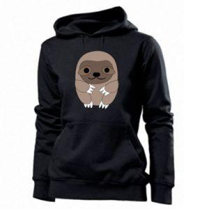 Bluza damska Sloth baby