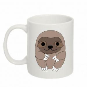 Kubek 330ml Sloth baby - PrintSalon