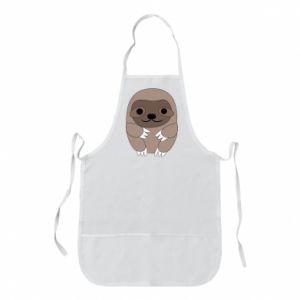 Fartuch Sloth baby