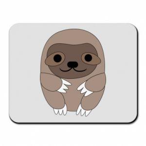 Podkładka pod mysz Sloth baby - PrintSalon