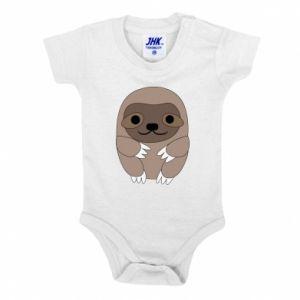 Body dla dzieci Sloth baby - PrintSalon