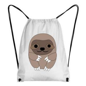 Backpack-bag Sloth baby