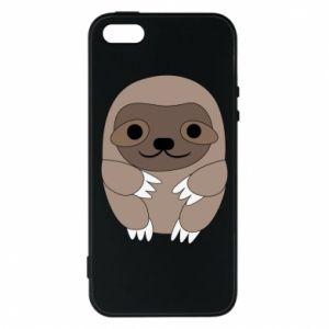 Etui na iPhone 5/5S/SE Sloth baby