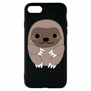 Etui na iPhone 7 Sloth baby
