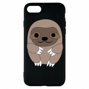 Etui na iPhone 8 Sloth baby