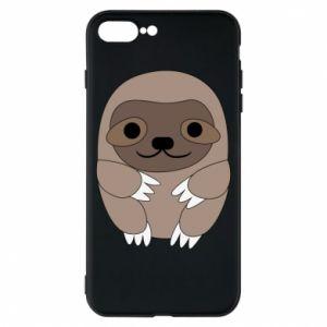 Etui na iPhone 8 Plus Sloth baby