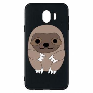 Etui na Samsung J4 Sloth baby
