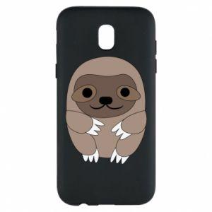 Etui na Samsung J5 2017 Sloth baby