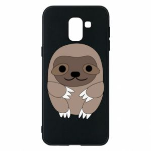 Etui na Samsung J6 Sloth baby