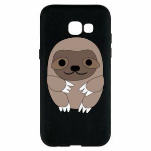 Etui na Samsung A5 2017 Sloth baby