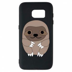 Phone case for Samsung S7 Sloth baby