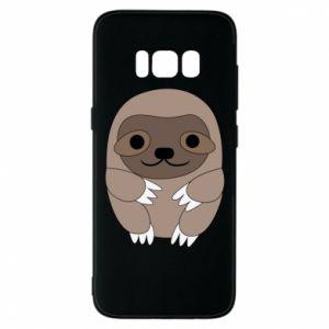 Etui na Samsung S8 Sloth baby