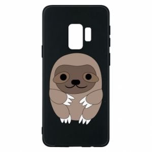Phone case for Samsung S9 Sloth baby