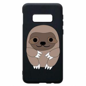 Etui na Samsung S10e Sloth baby