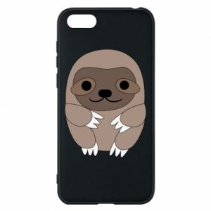 Etui na Huawei Y5 2018 Sloth baby