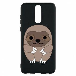 Etui na Huawei Mate 10 Lite Sloth baby