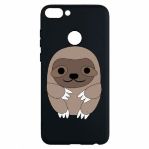 Phone case for Huawei P Smart Sloth baby