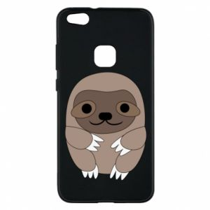 Etui na Huawei P10 Lite Sloth baby