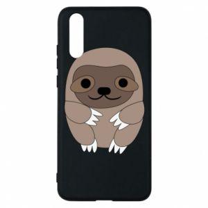 Etui na Huawei P20 Sloth baby