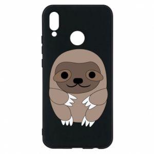 Etui na Huawei P20 Lite Sloth baby