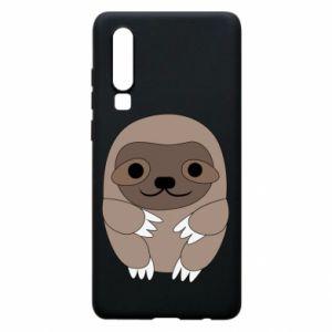 Etui na Huawei P30 Sloth baby