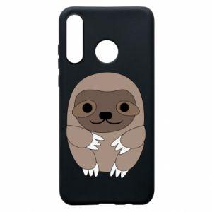 Etui na Huawei P30 Lite Sloth baby
