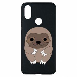 Etui na Xiaomi Mi A2 Sloth baby