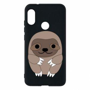 Etui na Mi A2 Lite Sloth baby