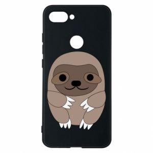 Etui na Xiaomi Mi8 Lite Sloth baby