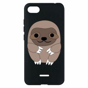 Etui na Xiaomi Redmi 6A Sloth baby
