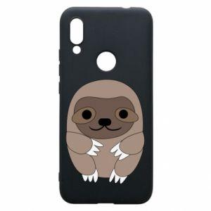 Etui na Xiaomi Redmi 7 Sloth baby