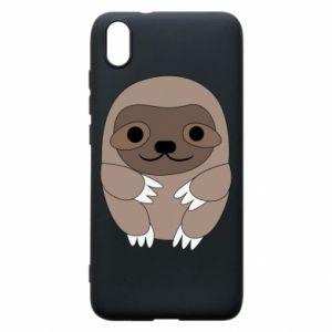 Etui na Xiaomi Redmi 7A Sloth baby